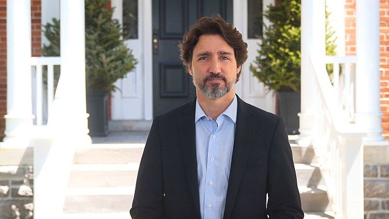 File:Prime Minister Trudeau delivers a message on Eid al-Fitr - 2020.jpg