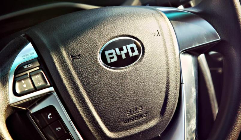 巴菲特力挺的比亚迪远超国内同行,豪华电动汽车销量遥遥领先