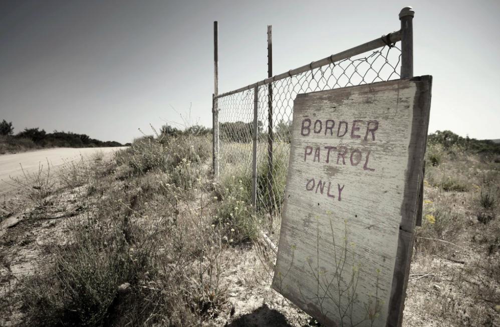 """""""消失""""六天后,特朗普将首次公开露面宣传边境墙修建工作"""