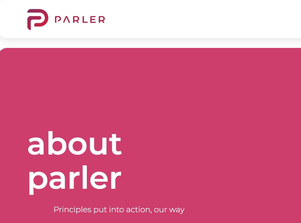 深度:特朗普社交账号被封后试图转战Parler,平台现遭四面封杀