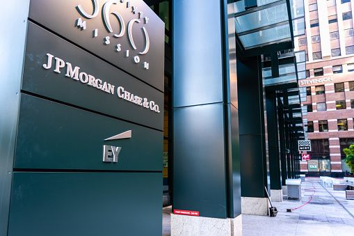 摩根大通与中国招商银行洽谈:在华建立合资财富管理公司