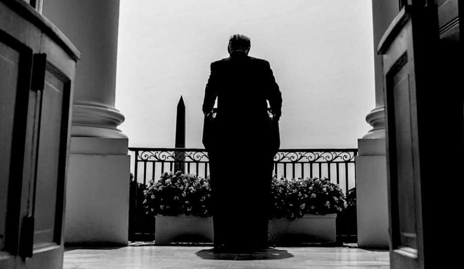 """第一位""""二进宫""""的总统?除此之外,特朗普还创造了多项弹劾纪录"""